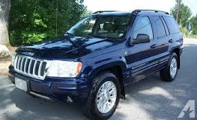 1989 jeep wagoneer limited 2004 jeep grand cherokee limited for sale in lexington south