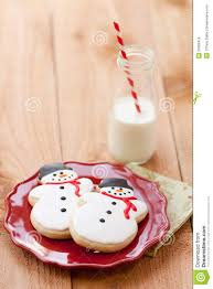 milk and christmas cookies royalty free stock photos image 20958418