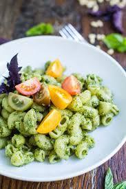 vegan pesto pasta b britnell