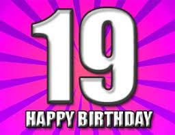 spr che zum 19 geburtstag 19 geburtstag glückwünsche und sprüche