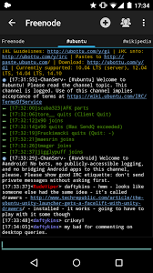 android irc yaaic irc client android apps on play