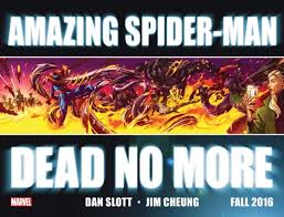 spirit halloween spiderman amazing spider man dead no more details revealed