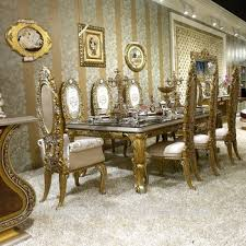 fancy dining room aa33 fancy dining table with chairs for 8 people european classic
