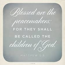 Blessed Meme - blessed are the peacemakers
