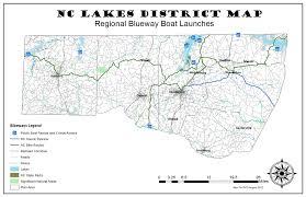 North Carolina lakes images Blueways north carolina lakes district jpg