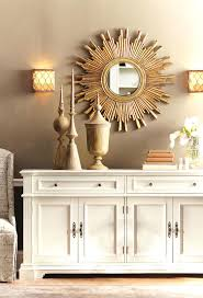 dining room mirrors sideboard wall mirror design for decorative