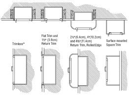 semi recessed fire extinguisher cabinet jl ambassabor academy cosmopolitan series extinguisher cabinets