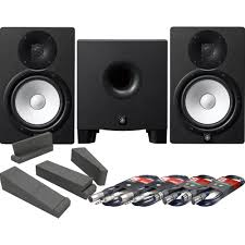 yamaha home theater yamaha hs8 bundle the disc dj store