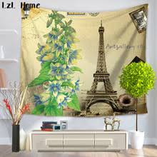 online get cheap paris wall tapestry aliexpress com alibaba group