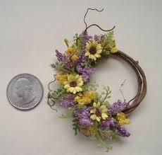 63 best miniature wreaths images on miniature