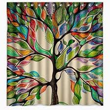 Shower Curtain Ideas Pictures Feather Shower Curtain Amazon Com