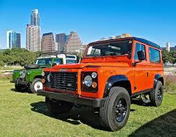 green land rover defender motostalgia auction 1987 land rover defender 90 atx car