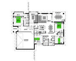 5 Level Split Floor Plans by Split Level Home Designs Stroud Homes