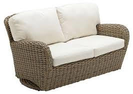 get cozy with perfect patio loveseat darlanefurniture patio loveseat