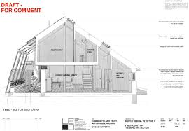 3 bedroom house design broadhempston clt