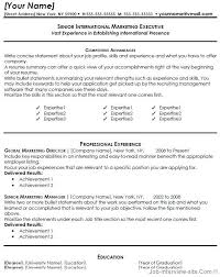 Sample Resume For Digital Marketing Manager by Marketing Resume Templates
