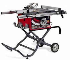 Table Saw Harbor Freight Delta 13 Amp 10 Inch Table Saw Review Home Table Decoration