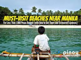 7 nice beaches near manila for less than 1000 pesos budget with 7 nice beaches near manila for less than 1000 pesos budget with how to get there dining room
