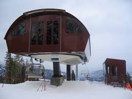 Garaventa Stair Lift by Sky Rides Ski Lifts Gondolas Aerial Trams Theme Park Review