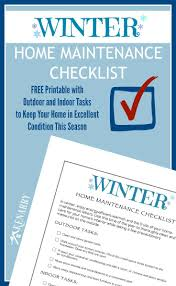 best 25 home maintenance checklist ideas on pinterest household