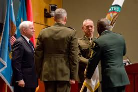 Usmc Flag Officers Gates Mattis Brings Experience Continuity To Central Command