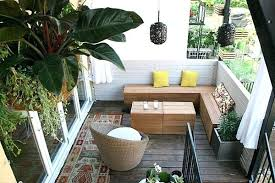 Best 25 Apartment Balcony Decorating by Best 25 Small Balcony Garden Ideas On Pinterest Balcony Garden