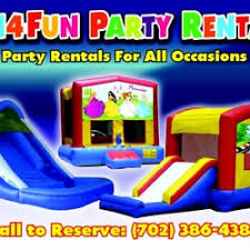 fun4fun party rentals 26 photos bounce house rentals las
