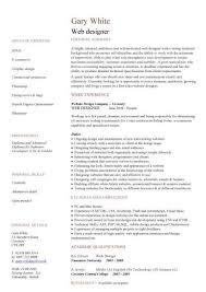 Resume Website Example by Resume Website Design Best Resume Collection