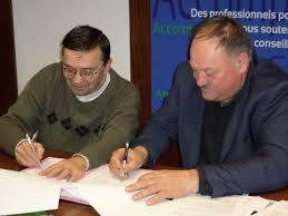 chambre agriculture ardeche signature d un partenariat entre initiative ardèche verte et la