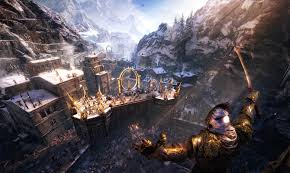 Map Of Mordor 5 Ways Middle Earth Shadow Of War Is Bigger And Better Than The
