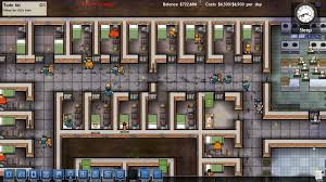 screenshot image prison architect indie db