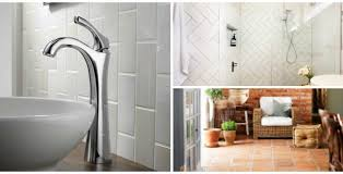 tile trends 2017 bathroom tile trends designs for 2017 dulles glass