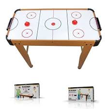 air powered hockey table 36 air powered hockey table game room indoor sport with table