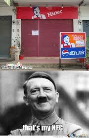 Kfc Memes - hitlers kfc by viljaminkster meme center