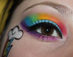my little pony rainbow dash makeup inspired3 jpg 1600 1248