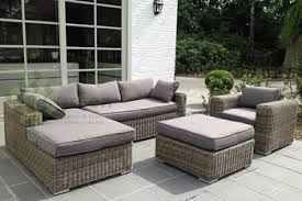 Outdoor Furniture Sectional Sofa Evergreen Wicker Furniture Sectional Sofa Rattan Furniture