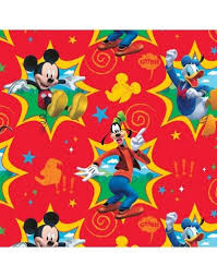 mickey mouse christmas wrapping paper 45 best mickey mouse party favorites images on mickey