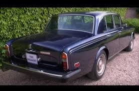 roll royce cuba 1970 rolls royce silver shadow sedan note the front side marker