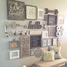 Wall Decor Ideas Pinterest by Cute Wall Decor Ideas Home Interior Decor Ideas