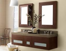 bathroom design great wooden ronbow vanity in brown with single