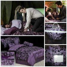 Dragonfly Bedding Queen Twilight Saga Bella Swan Flock Movie Replica Comforter Queen