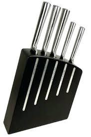 couteau cuisine pro couteaux de cuisine pro couteau bloc noir pradel malette couteau
