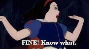 Snow White Meme - ghetto snow white imgur