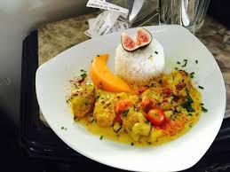cuisiner le foie de lotte foie de lotte au curry et riz basmati picture of barolo les