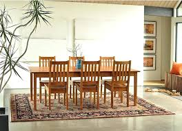 arts and crafts style dining table u2013 mitventures co