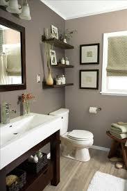 bathroom vanity shelves and beige grey color scheme more bath