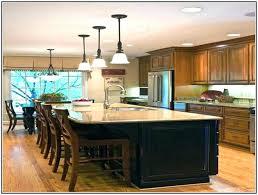 large kitchen island with seating 4 seat kitchen island colecreates com