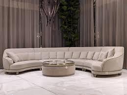 Jansey Upholstered Bedroom Set Living Room Luxury Sofa Ceppi Style High Class Furniture