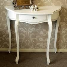 white half moon table classic white range half moon table flora furniture