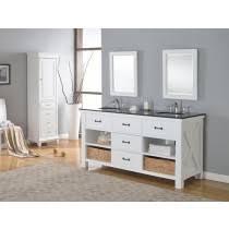 double bathroom vanities 65 to 72 inches wide